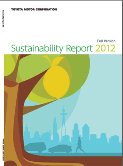 csr reporting 5 reports from the automotive sector