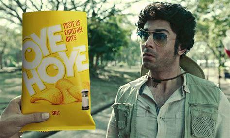 oye hoye fawad khan s annoying avatar for oye hoye snacks