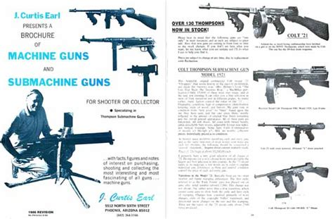 Letter For Machine Gun Cornell Publications Llc Gun Catalog Reprints In Current Publication
