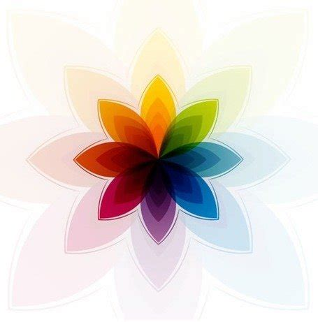 abstrato flores png