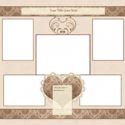 Free Scrapbooking Templates To free scrapbook templates