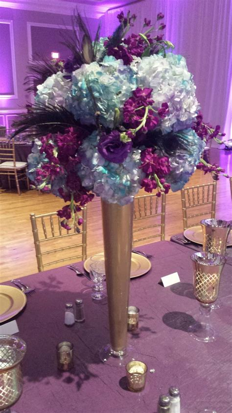 purple and teal wedding centerpieces purple and teal centerpieces wedding centerpieces