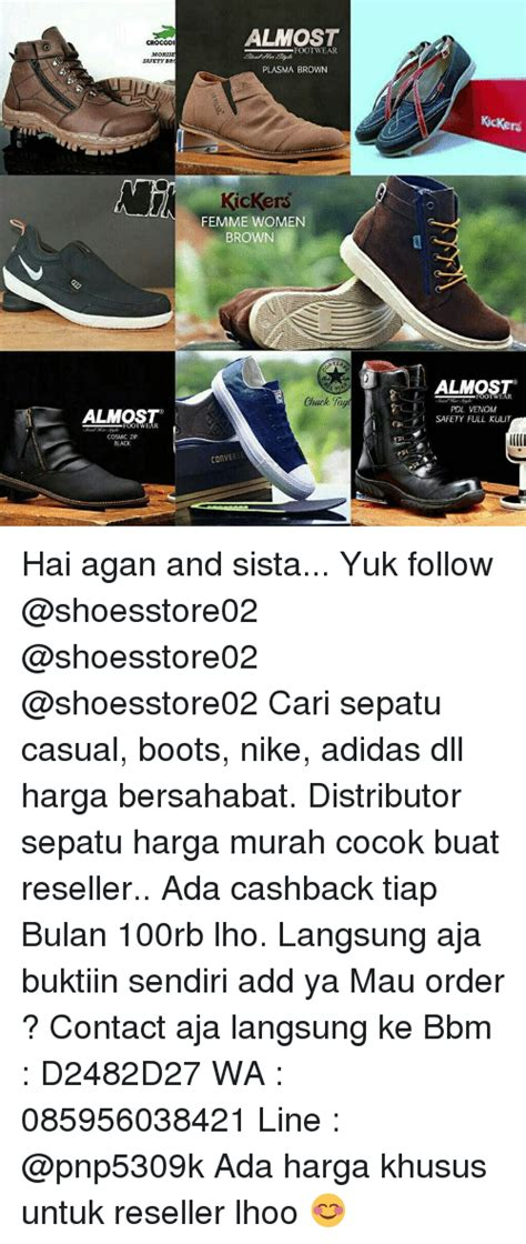 Sepatu Casual Boots Pria Kickers Ziper Brown 25 best memes about pdl pdl memes