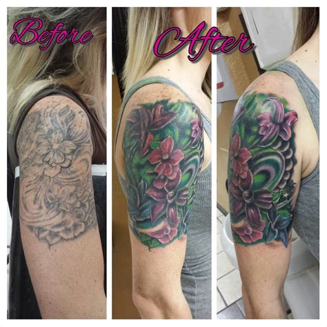 fresno tattoo and body piercing fresno and piercing gallery cover ups