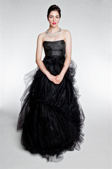 black bridesmaid dresses for every style of wedding chic black bridesmaid dresses for elegant weddings