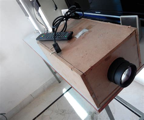 diy projector diy led projector