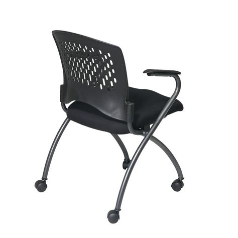 custom fabric folding chairs deluxe folding chair with ventilated back with arms