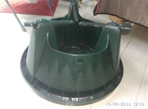 christmas tree support base for sale in christchurch