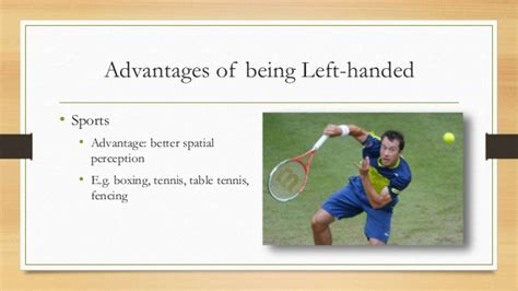 9 Advantages Of Being by Left Handedness