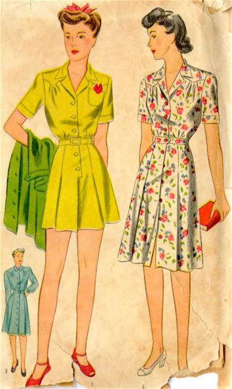 latest fashiont trand for ladies late 40 1940 s style