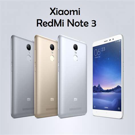 Xiaomi Redmi Note 3 (Dual SIM 4G) ? Xiaomi France