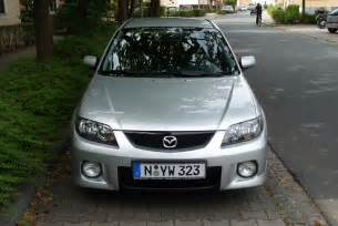 mazda 323 f sportive 2 0 technical details history