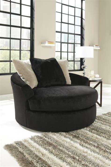add style and to your living area with a black