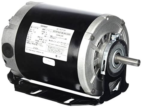 ao smith fan motor electric motor 1 2 hp 1725 rpm 115 volts 48 56 frame