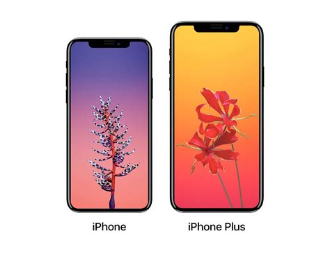 iphone 10 plus the iphone x plus could a 6 68 quot screen infinite diaries