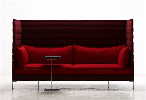 alcove sofa alcove highback sofa by vitra stylepark