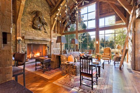rustic great rooms poll which rustic great room do you prefer homes of