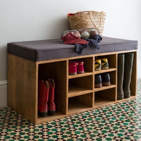 shoe organizer bench best 25 bench with shoe storage ideas on pinterest shoe