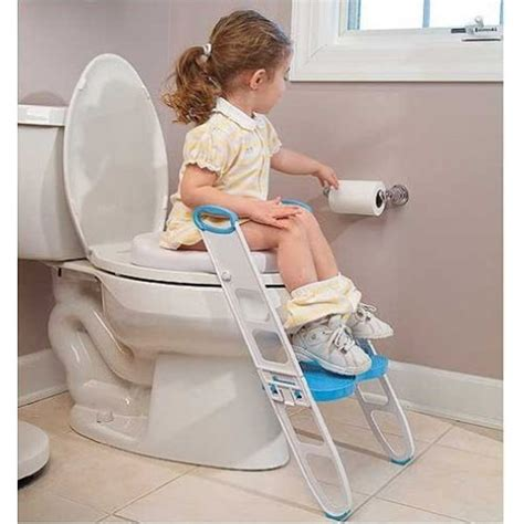 Potty Stools by Soft Potty Seat With Step Stool Contoured Cushie Step Up Potty Concepts