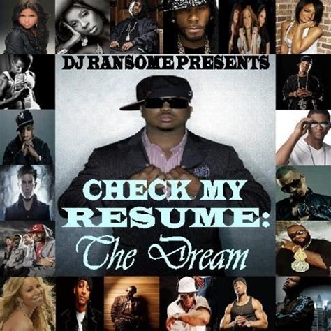 various artists check my resume the hosted by dj