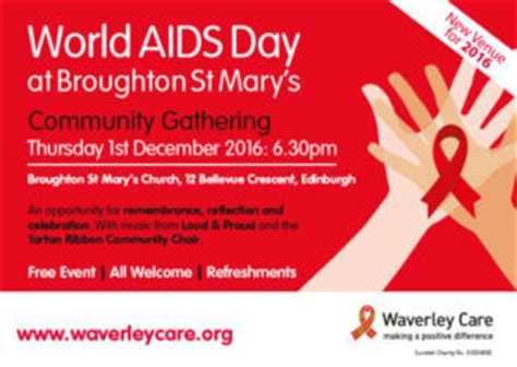 Lennoxs Sing World Aids Day by Performances Loud Proud Choir