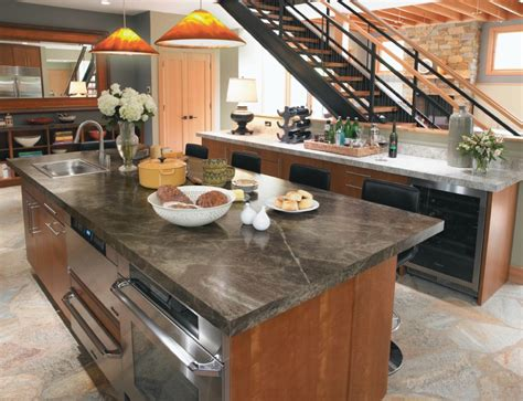 Formica Island Countertops Top 10 Kitchen Trends Of Kbis 2014 For Your Home