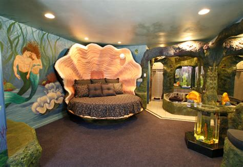 mermaid themed room mermaid bedrooms the home touches