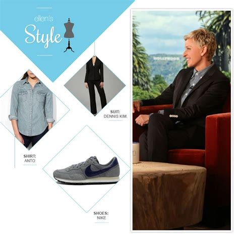Degeneres Wardrobe Stylist by 30 Best Images On Degeneres The Show And