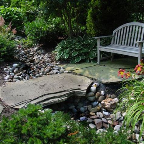 dry creek bed landscaping ideas 1000 ideas about dry riverbed landscaping on pinterest drainage solutions rain