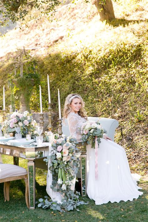 Whimsical Wedding by Whimsical Blush And Blue Wedding Ideas Every