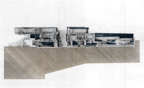 cross section video drawing architecturality
