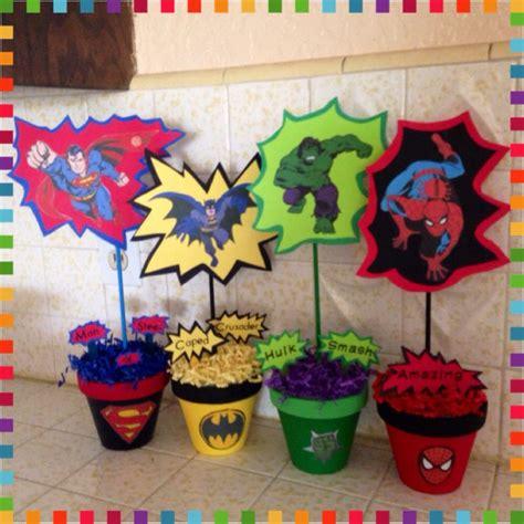 superhero themed events 17 mejores ideas sobre superhero centerpiece en pinterest