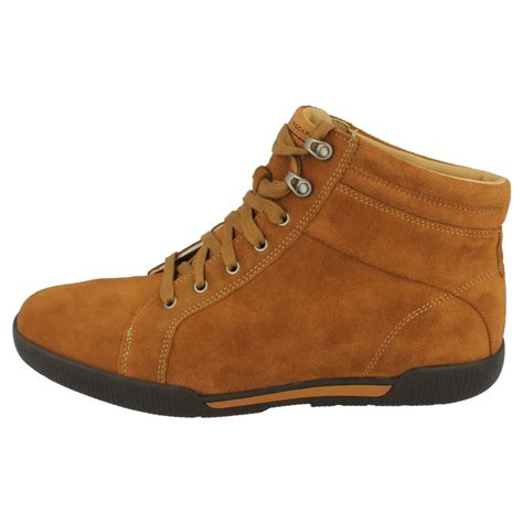 mens ankle boots lace up mens rockport lace up ankle boots k58529 ebay