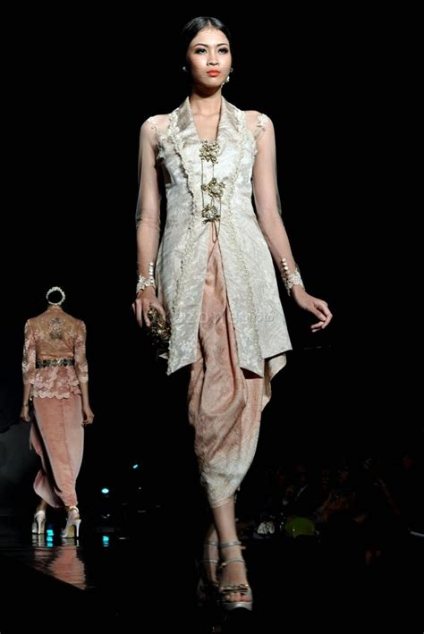 Dress Raline 80 best images about casual informal kebaya on models studios and catwalks