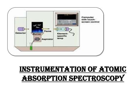 hollow cathode l in atomic absorption faas instrument by bandung institute of technology