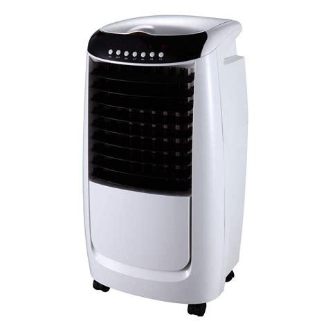kool down evaporative air cooler portable mastercool 5000 cfm down draft roof 8 in media