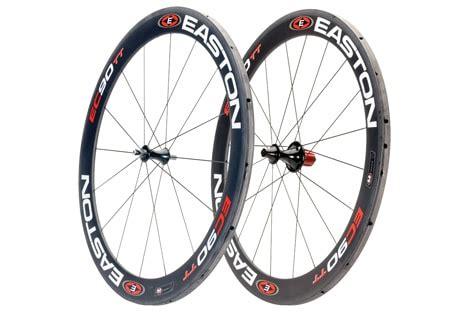 on test: easton ec90 aero wheelset | road bike action