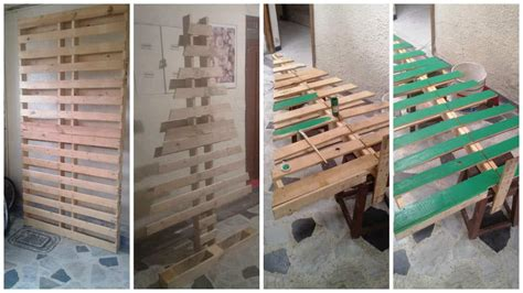 17 helpful tips before painting wooden pallets pallet ideas 1001 pallets need to and pallets how to make a christmas tree in 2 hours for 3 1001 pallets