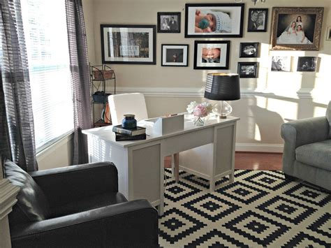 Living Room Office Combination by Living Room Office Combo Interior Design Ideas
