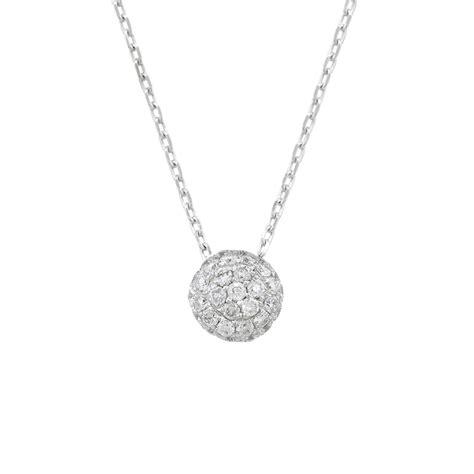 bespoke white gold pendant road