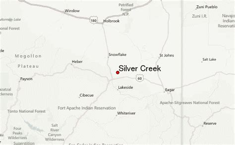 silver creek arizona weather forecast