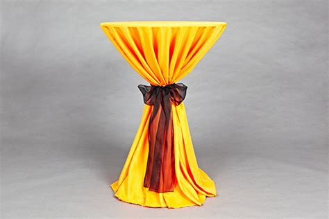 cocktail table linen size linen tips