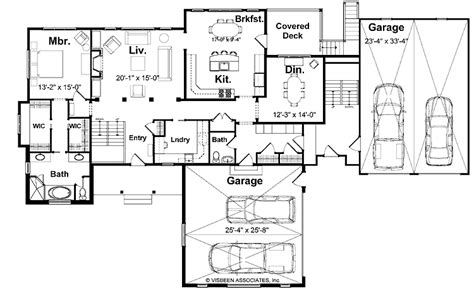 gallery english cottage floor plan