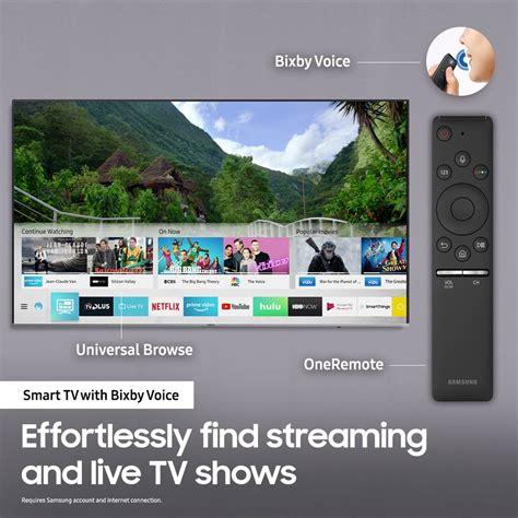 samsung 65nu8000 samsung un65nu8000fxza flat 65 quot 4k uhd 8 series smart led tv 2018 un65nu8000fxza