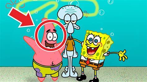 spongebob secret 10 secrets in spongebob