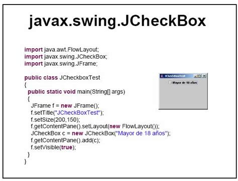 javax swing jframe lopezatienza com 187 java paso a paso tema 11