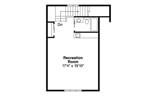 rec room floor plans country house plans garage w rec room 20 147
