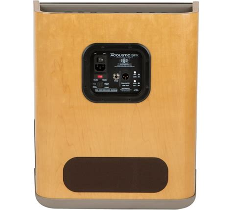 Fender Acoustic Sfx 2 Channel 160w Acoustic Guitar Stereo fender acoustic sfx 2 channel 160w acoustic guitar stereo