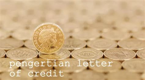 Pengertian Letter Of Credit At Sight Pengertian Letter Of Credit Fungsi Dan Jenisnya Pra
