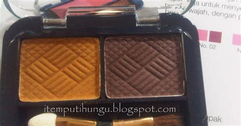 Eyeshadow Viva No 4 itemputihungu viva eyeshadow duo no 2